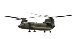 helikoptermilitär royaltyfria bilder