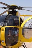 helikopterpilot Royaltyfri Fotografi
