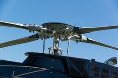 Helikopterrotor Stock Afbeeldingen