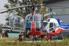 Helikopters Royalty-vrije Stock Foto