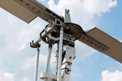 Helikopterschroef Stock Foto's