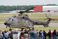 helikopterschweizare Arkivfoto