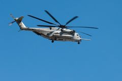 helikoptery 02 marine Zdjęcia Stock