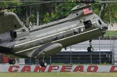 Helikoptery Amerykańska siły powietrzne zdjęcia stock