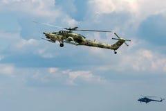 helikoptery dwa Obrazy Stock