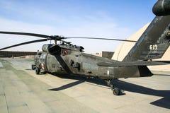 Helikoptery w Afganistan Obraz Royalty Free
