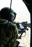 Helikoptery w Afganistan Zdjęcie Royalty Free