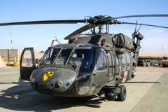Helikoptery w Afganistan Zdjęcia Stock