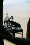 Helikoptery w Afganistan Obrazy Royalty Free