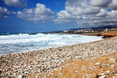 Helios Bay, Cyprus Stock Photography