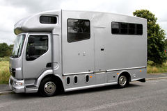 Helios horsebox Royalty Free Stock Photos