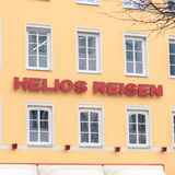 Helios Reisen Obrazy Royalty Free