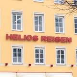 Helios Reisen Royalty Free Stock Images