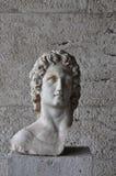 HELIOS-Statue stockbilder