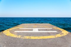 Helipad Royalty Free Stock Image