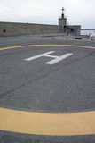 Helipad Royalty Free Stock Photo