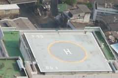 Heliport Royalty Free Stock Photo