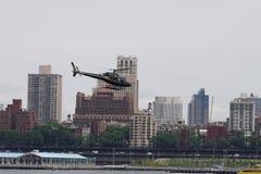 Helipuerto céntrico 59 de Manhattan Fotografía de archivo