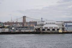 Helipuerto céntrico 56 de Manhattan Imágenes de archivo libres de regalías