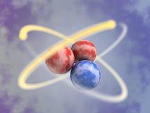 Helium-3 Fotografia Royalty Free