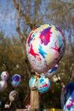 Helium balloon Stock Photography