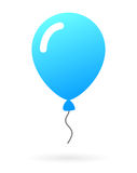 Helium balloon icon Royalty Free Stock Images