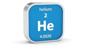 Helium material sign stock footage