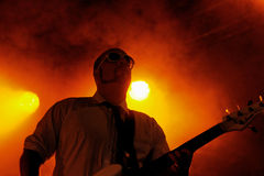 Helium6 in concert royalty free stock images
