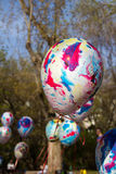 Heliumballon Stock Fotografie