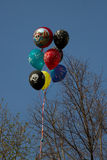 Heliumballon Stock Foto's