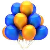 Heliumballone. Feiertagskonzept (Mieten) Stockbilder