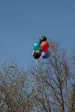Heliumballong Royaltyfria Foton