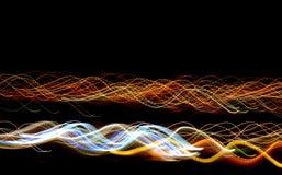 helix światło Obrazy Royalty Free