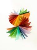Helix paper shape Stock Image