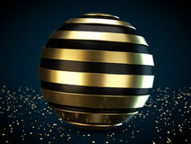 Helix sphere Royalty Free Stock Photography
