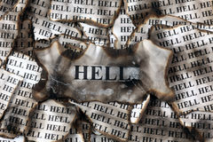 Hell Stock Photo