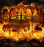 Hell Gates Royalty Free Stock Photos