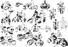 Hell's Angels Royalty Free Stock Images