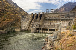 Hell's Canyon Dam Stock Photography