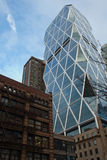 Hell's Kitchen: Hearst tower Stock Image