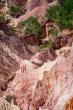 The Hell's Kitchen, Marafa Canyon, Kenya Royalty Free Stock Images