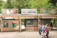 Hellabrunn Fotografía de archivo libre de regalías