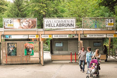Hellabrunn Royalty Free Stock Photography
