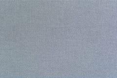 Hellblaue Flachsfaserleinenstruktur für den Hintergrund Lizenzfreie Stockfotografie