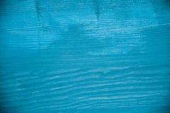 Hellblaue hölzerne Beschaffenheit Hellblauer hölzerner Hintergrund Purplehearttabelle Schließen Sie herauf Ansicht der hellblauen Stockfoto