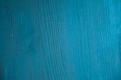 Hellblaue hölzerne Beschaffenheit Hellblauer hölzerner Hintergrund Purplehearttabelle Schließen Sie herauf Ansicht der hellblauen Lizenzfreies Stockfoto