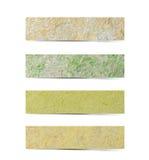 Hellblaue Maulbeerpapier-Kennsatzfamilie. Stockbilder