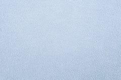 Hellblaue Microfiber-Beschaffenheit Stockfoto