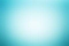Hellblauer abstrakter Hintergrund mit Radialsteigungseffekt Lizenzfreie Stockfotos