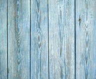 Hellblauer Zaun für Hintergrund Stockbild